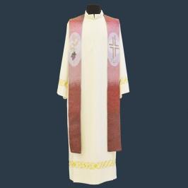 Stola Bicolore per Sacerdote