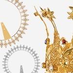 Stellari, Aureole e Corone per statue