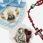 Oggetti Padre Pio