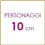 Personaggi  cm 10 Presepe Terracotta