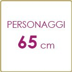 Personaggi cm 65 Presepe Fontanini