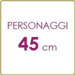 Personaggi cm 45 Presepe Fontanini