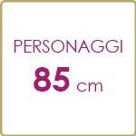 Personaggi cm 85 Presepe Fontanini