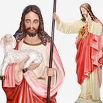 Statue Gesù